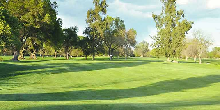Haggin Oaks Arcade Creek Golf Course